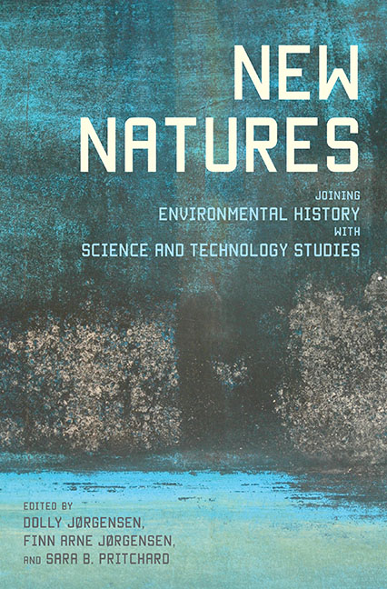 new natures cover